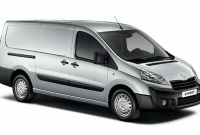 New Peugeot Expert Refrigerated Van For Sale