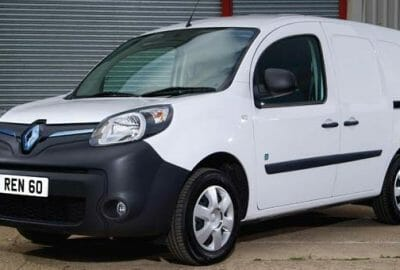 New Renault Kangoo Freezer Van