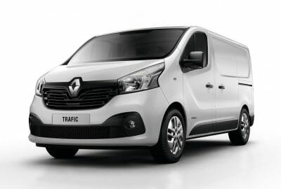 New Renault Trafic Freezer Van