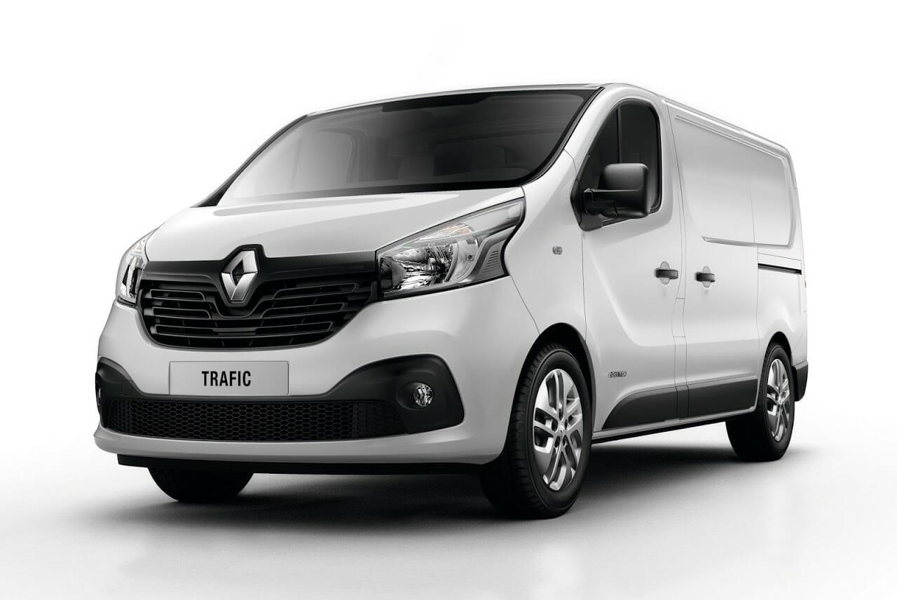 New Renault Trafic Freezer Van For Sale