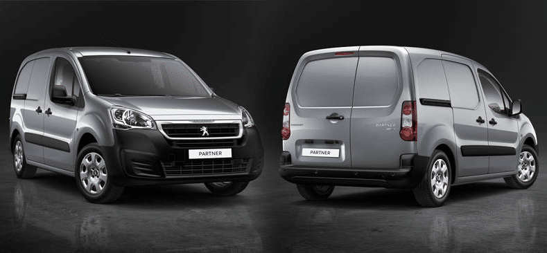 2016 Peugeot Partner Refrigerated Van Review