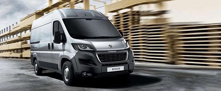 Peugeot Boxer Freezer Van 2018 Review
