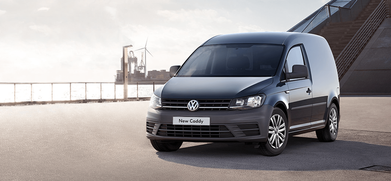 Volkswagen Caddy 2016 Refrigerated Van Review