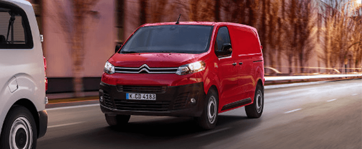Citroën Dispatch Freezer Van 2018 Review