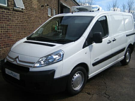 2016 Citroen Dispatch L1 H1 1.6 HDi Fridge Van