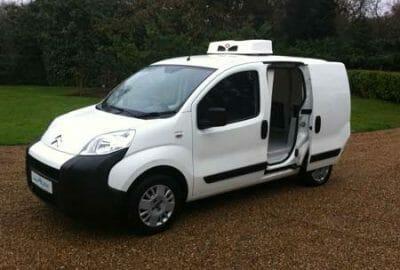 New Citroen Nemo Refrigerated Van