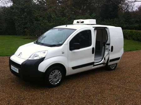 New Citroen Nemo Refrigerated Van For Sale