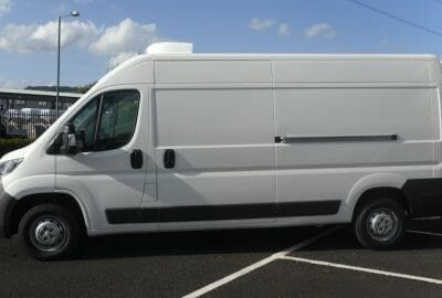 2018 Citroen Relay L3 H2 130ps Enterprise Fridge Van For Sale