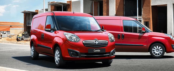 Vauxhall Combo 2018 Freezer Van Review