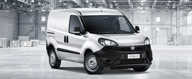 Fiat Doblo Freezer Van 2018 Review