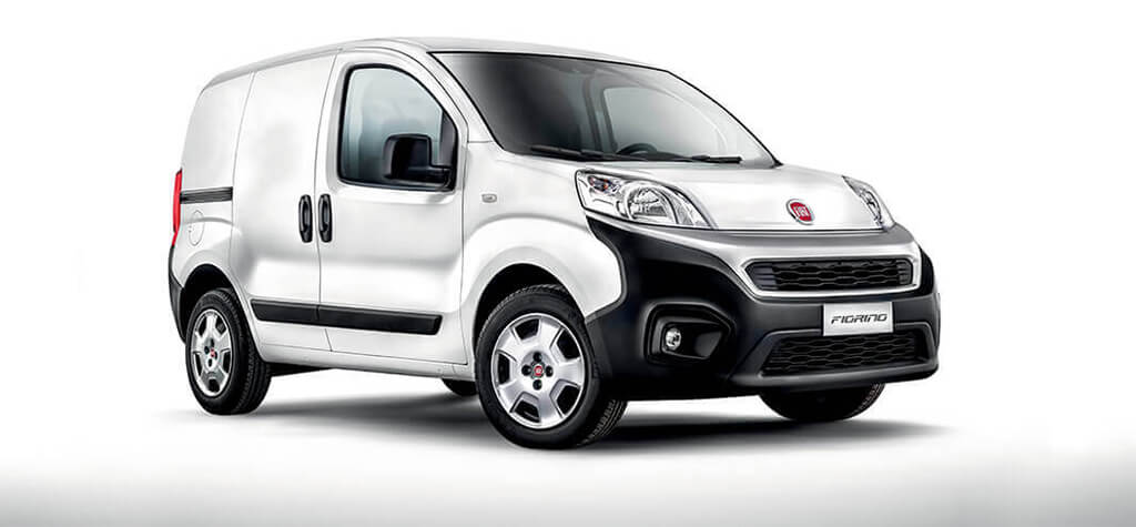 2017/2018 Fiat Fiorino Cargo Refrigerated Van Review