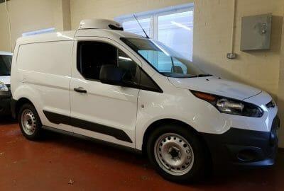 2017 Ford Transit Connect T200 L1 ULEZ Freezer Van For Sale
