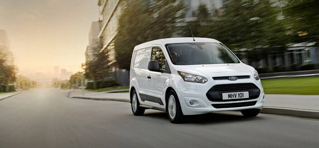 2017/2018 Ford Transit Connect Freezer Van Review