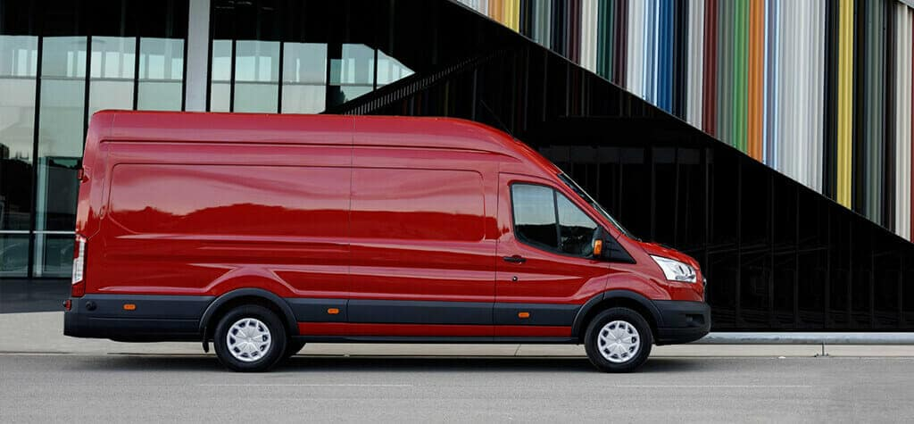 2017/2018 Ford Transit Jumbo Refrigerated Van Review