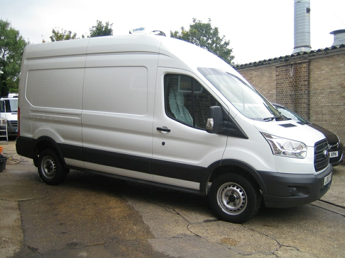 2019 Ford Transit 350 L3 H3 130ps Euro 6 Fridge Van