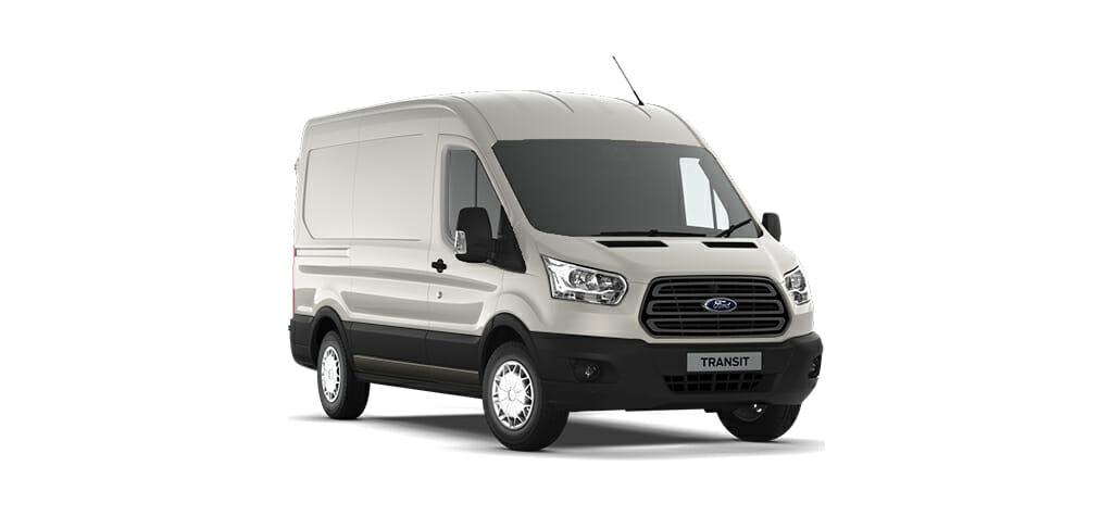 2016 Ford Transit Jumbo 350 TDCi Refridgerated Van Review