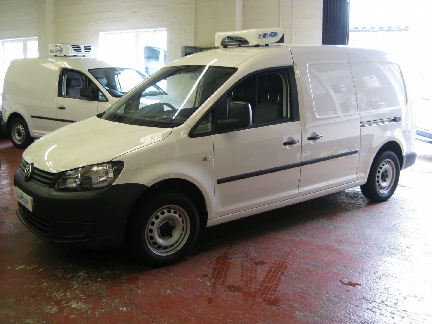 New Volkswagen Caddy Maxi Freezer Van For Sale