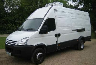 New Iveco Daily Refrigerated Van For Sale