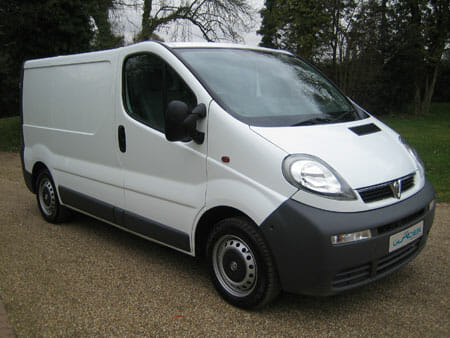 New Vauxhall Vivaro Refrigerated Van For Sale