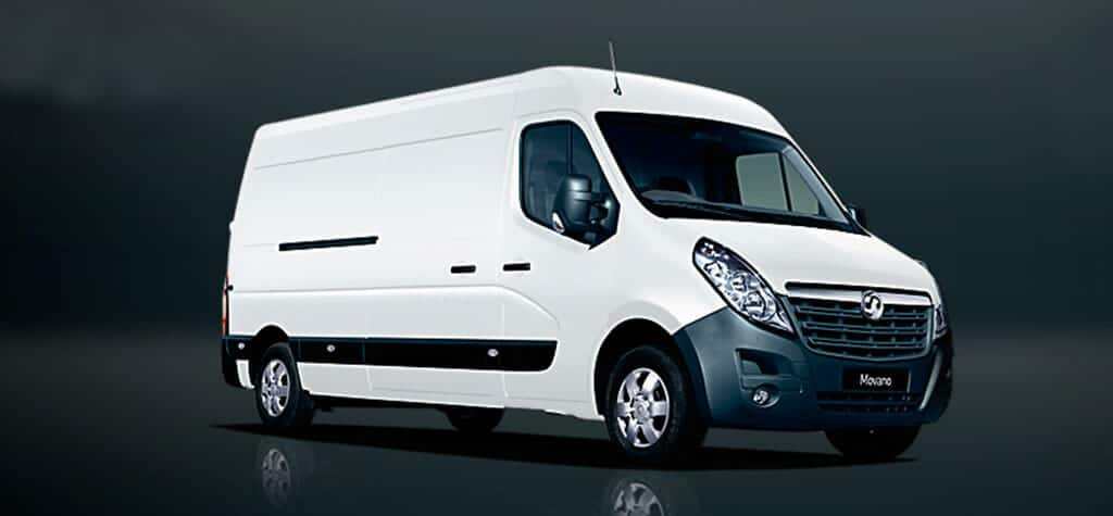 2016 Review of the Vauxhall Movano Refrigerated Van