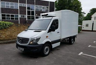 2013 Mercedes Sprinter 313 CDI Freezer Box Van For Sale