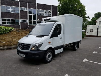 2013 Mercedes Sprinter 313 CDI Freezer Box Van For Sale