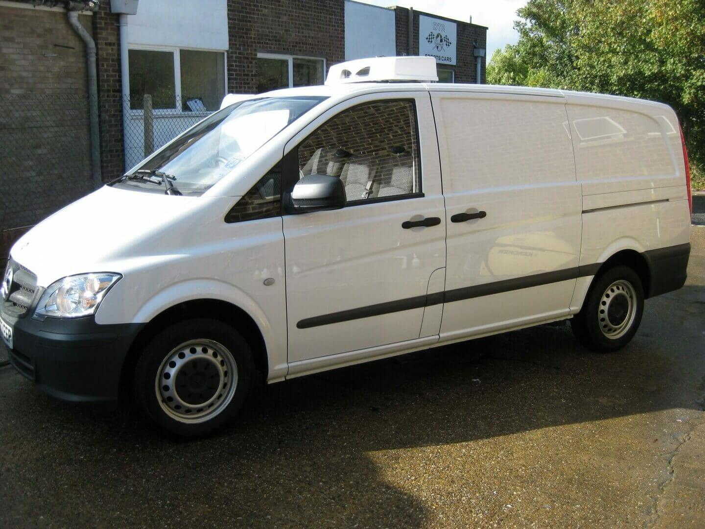 2016 Mercedes Vito 111 CDi LWB Fridge Van For Sale