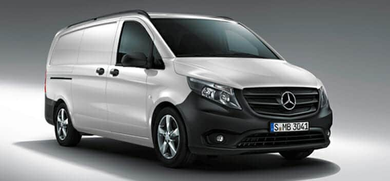 2016 Mercedes Vito 109CDI LWB Refridgerated Van Review