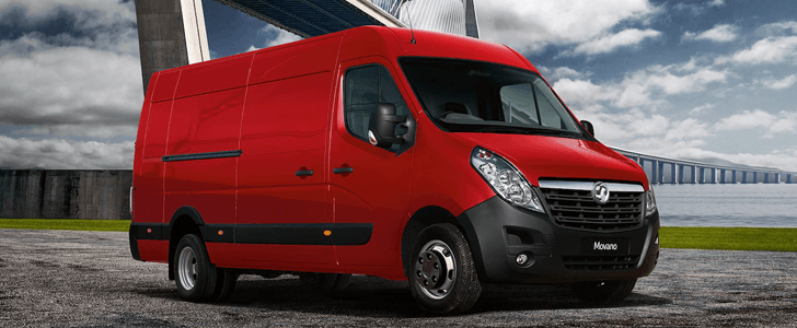 Vauxhall Movano Freezer Van 2018 Review