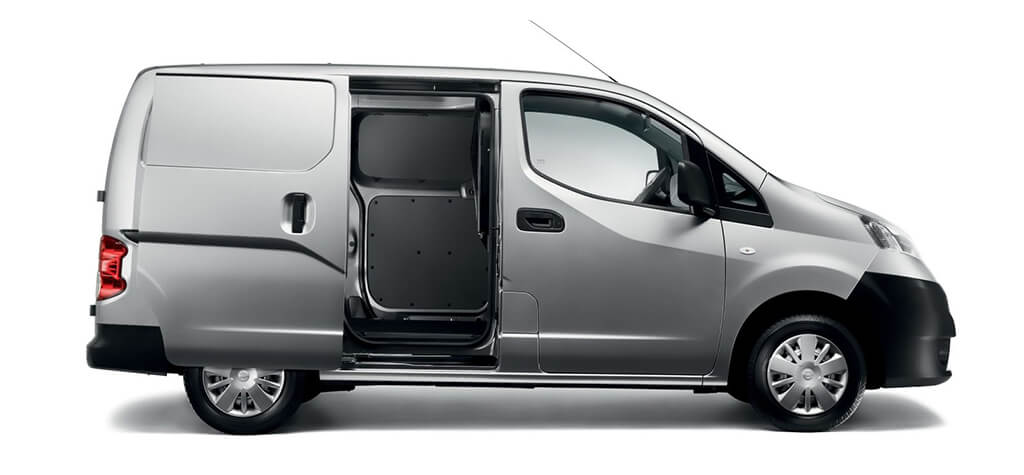 2017/2018 Nissan NV200 Acenta Freezer Van Review