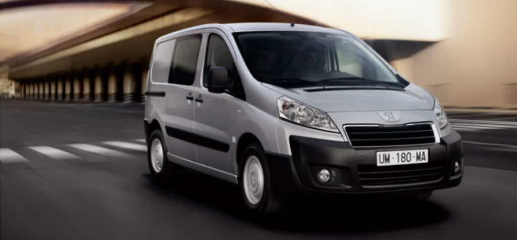 2016 Review of the Peugeot Expert Freezer Van