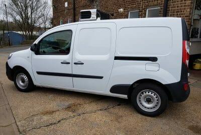 2014 Renault Kangoo Maxi LL29 DCi Fridge Van