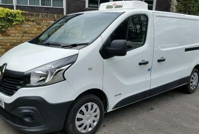 2016 Renault Trafic SL29 DCi Business Freezer Van