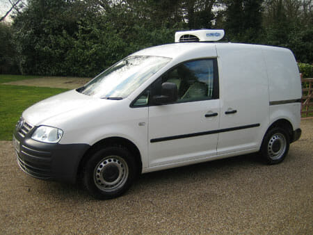 New Volkswagen Caddy-Caddy Maxi Refrigerated Van For Sale