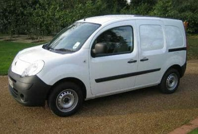 New Renault Kangoo Refrigerated Van