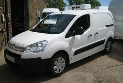 New Citroen Berlingo Refrigerated Van