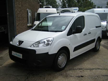 New Peugeot Partner Freezer Van For Sale