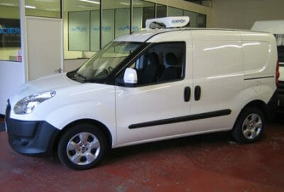 New Fiat Doblo Cargo Refrigerated Van For Sale
