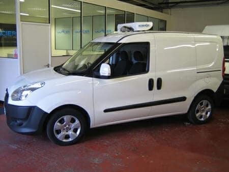 New Fiat Doblo Cargo Refrigerated Van For Sale