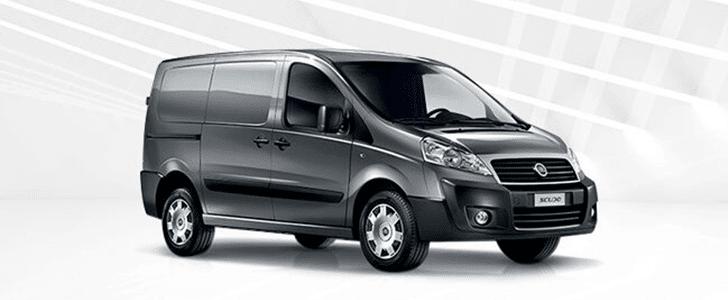 Fiat Scudo Freezer Van 2018 Review