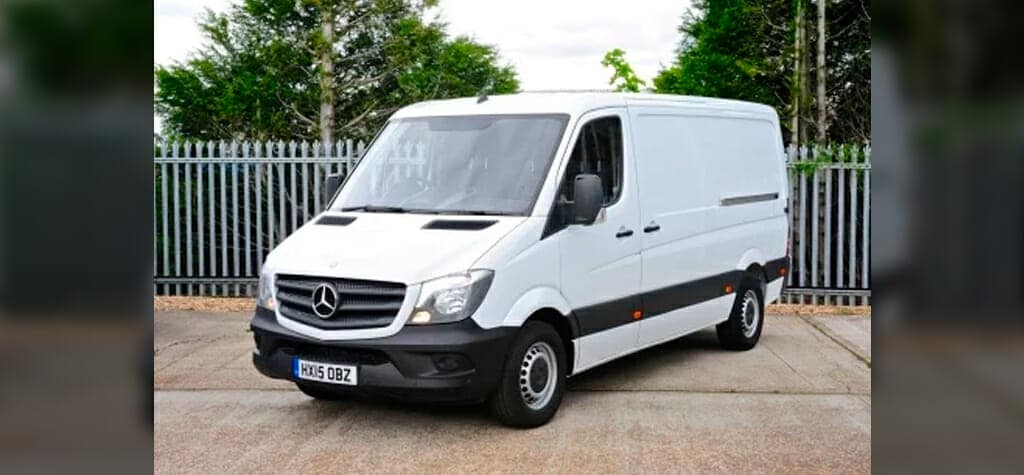 2016 Mercedes Sprinter 313CDI MWB Refridgerated Van Review