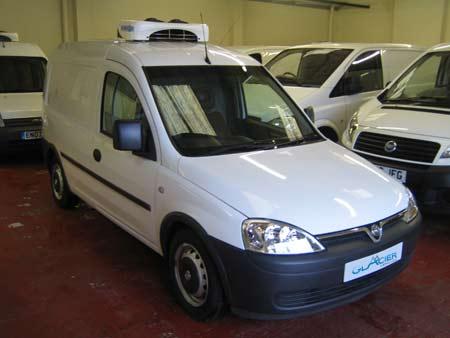 Vauxhall Combo Refrigerated Van