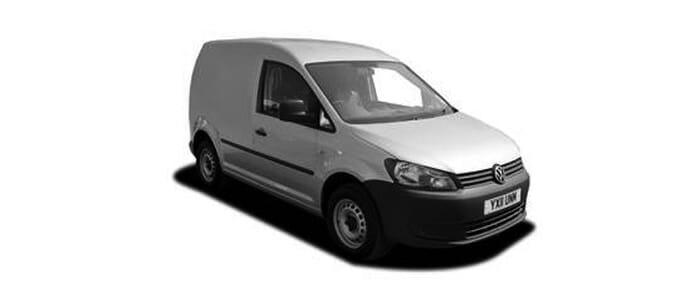 Volkswagen Caddy Freezer Van Specifications