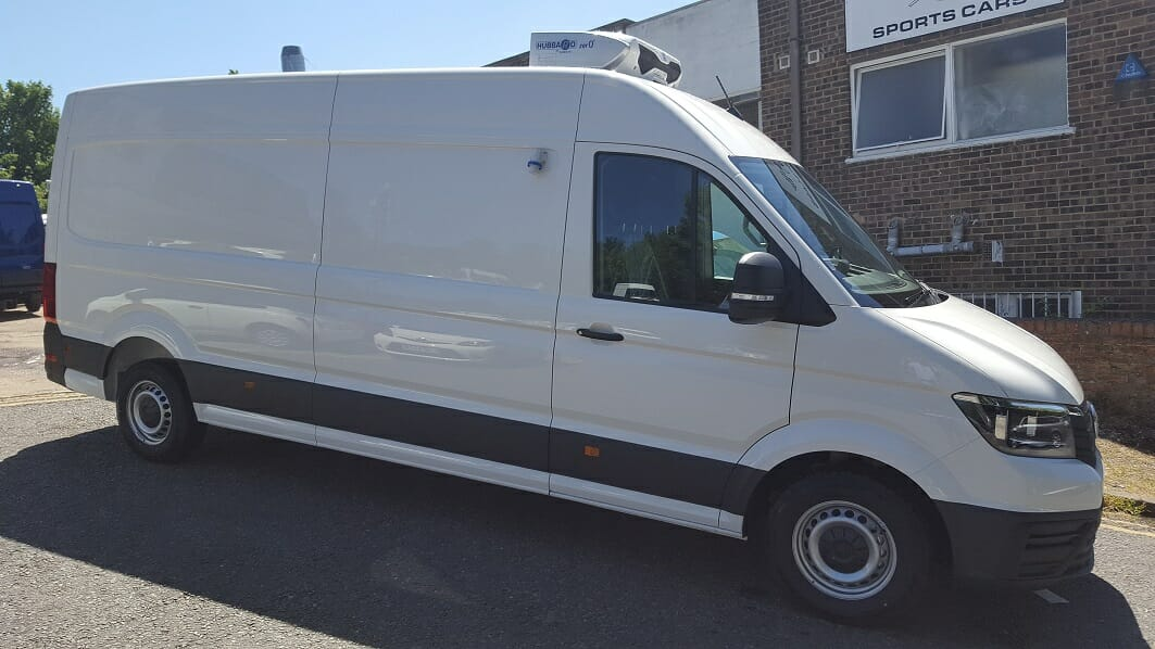 2018 Volkswagen Crafter CR35 LWB 140ps Fridge Van