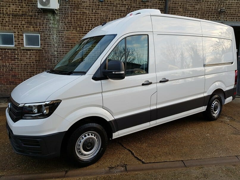2018 Volkswagen Crafter CR35 MWB Euro 6 Fridge Van