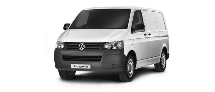 Volkswagen Transporter Freezer Van Specifications