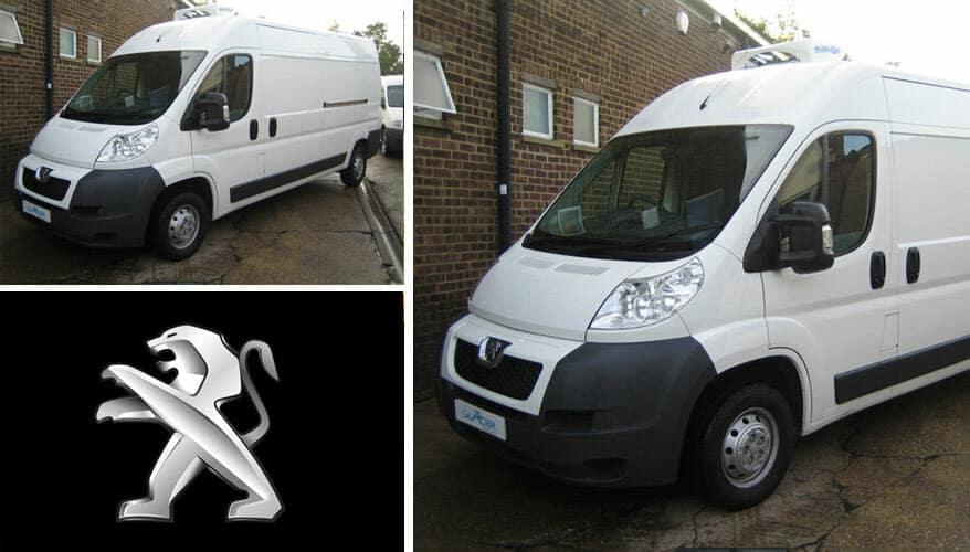 Peugeot brings Boxer Freezer van in line with rest of range