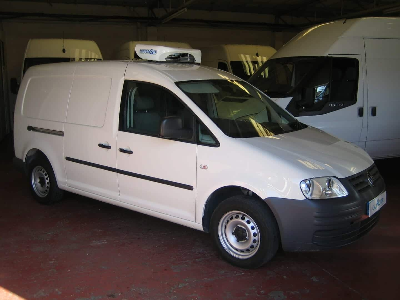 We Drove The New Volkswagen Caddy Refrigerated Van