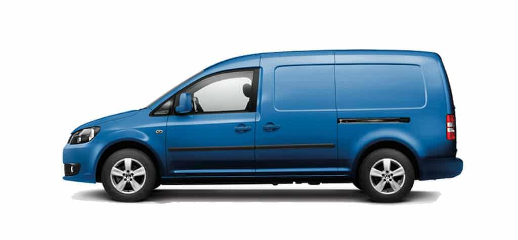 2016 Review of the Volkswagen Caddy Maxi Freezer Van
