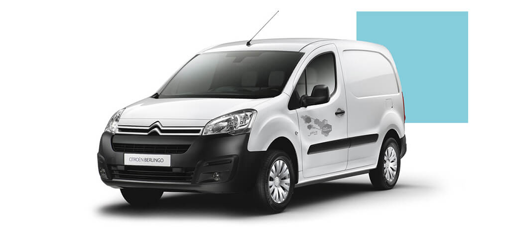 2017/2018 Citroen Berlingo Freezer Van Review